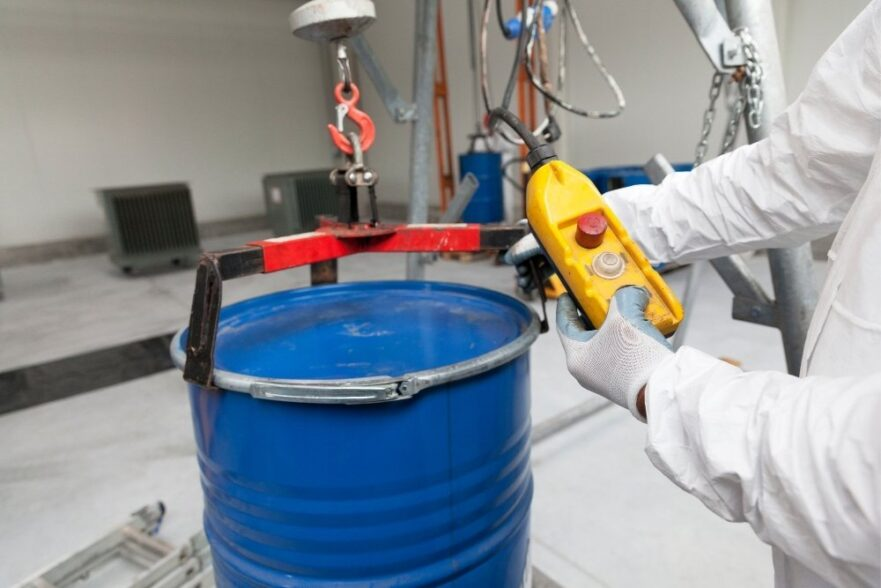 Learn About Hazardous Waste Solvent